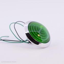 lampe verte étoile noire FX