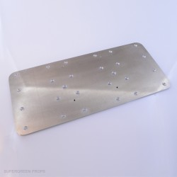 DS Aluminium camera plate only